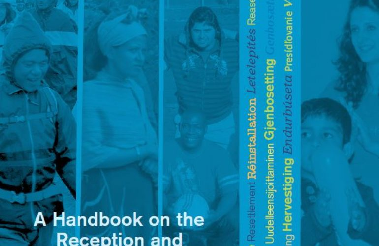 Paving the Way: A Handbook on the Reception and Integration of Resettled Refugees 1
