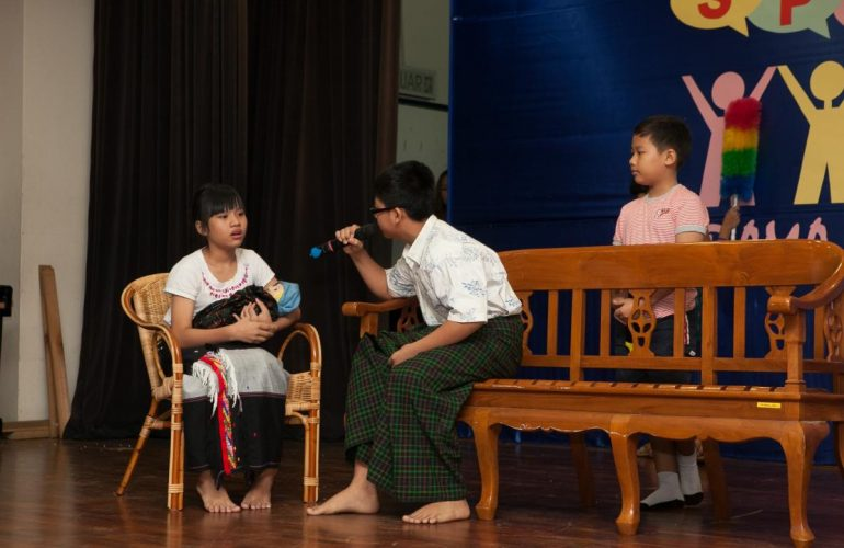 Drama Competition Promotes Gender Equality in Burmese Refugee Schools and Learning Centres in Kuala Lumpur, Malaysia