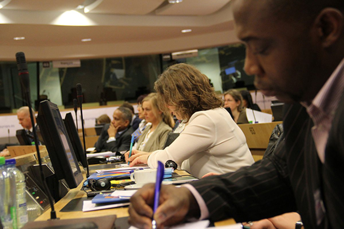 Refugee Resettlement and Integration in Europe: the SHARE Network Discusses Experiences and Lessons Learnt in Brussels
