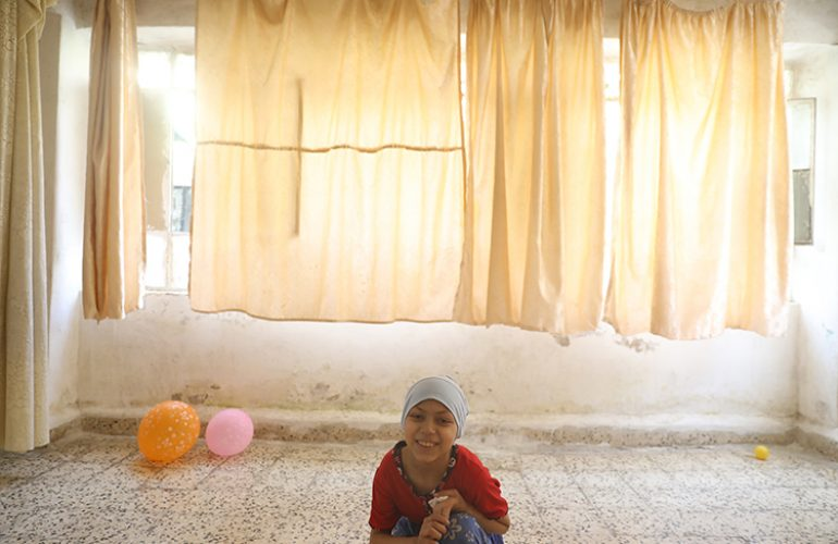 Refugee Children Dream of Becoming Architects so They Can Rebuild Syria