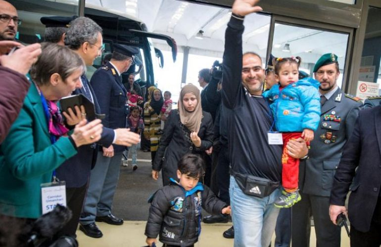 Humanitarian Corridors Are Helping Change How Europeans See Refugees