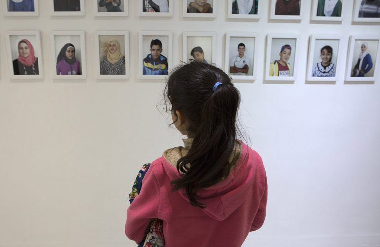Young Syrian Refugees Tell Their Stories With Photos