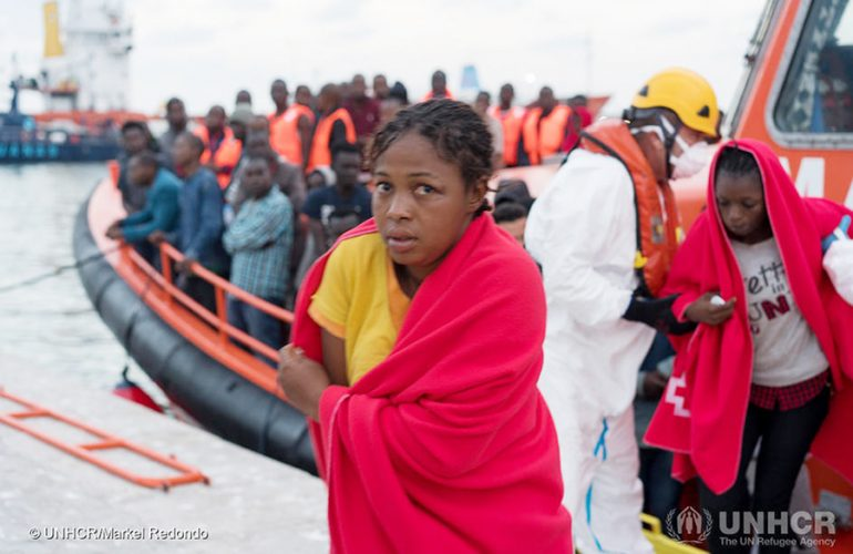 European Bishops Criticize Indifference Towards Migrants Dead at Sea