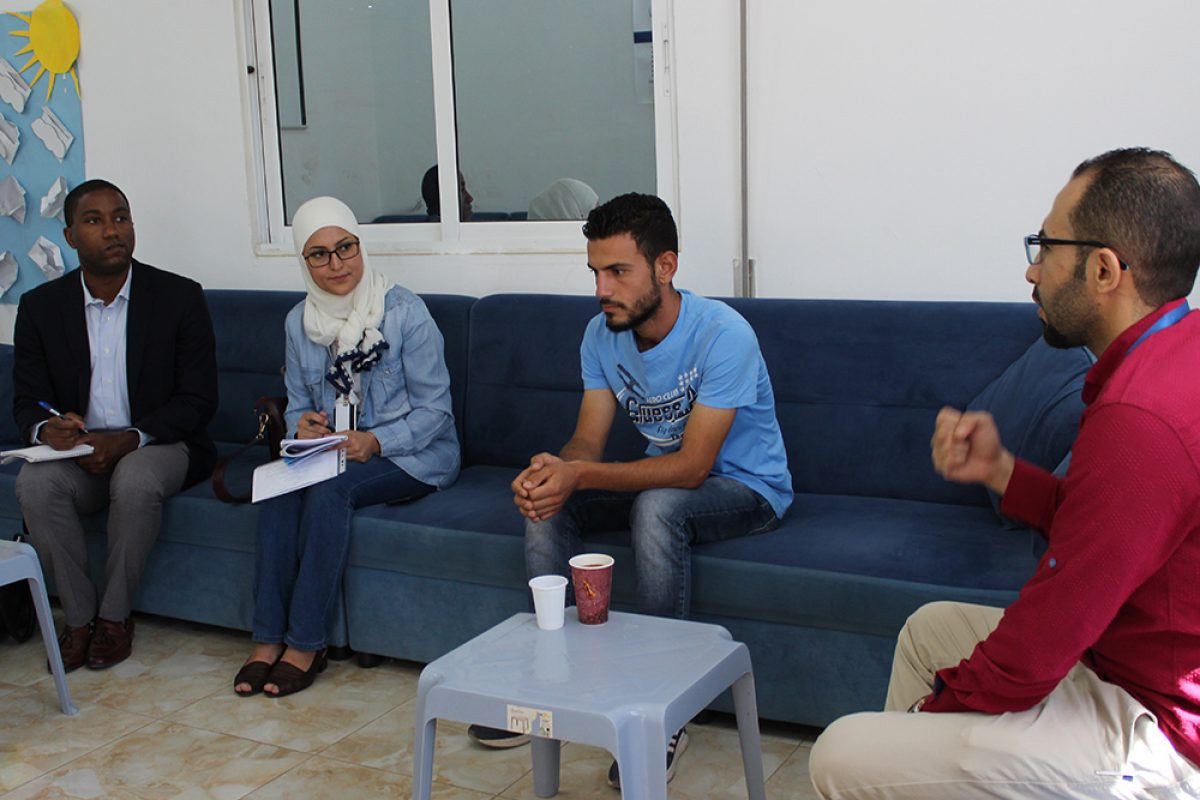 Increasing Opportunities for Syrian Refugees and Vulnerable Jordanians 1