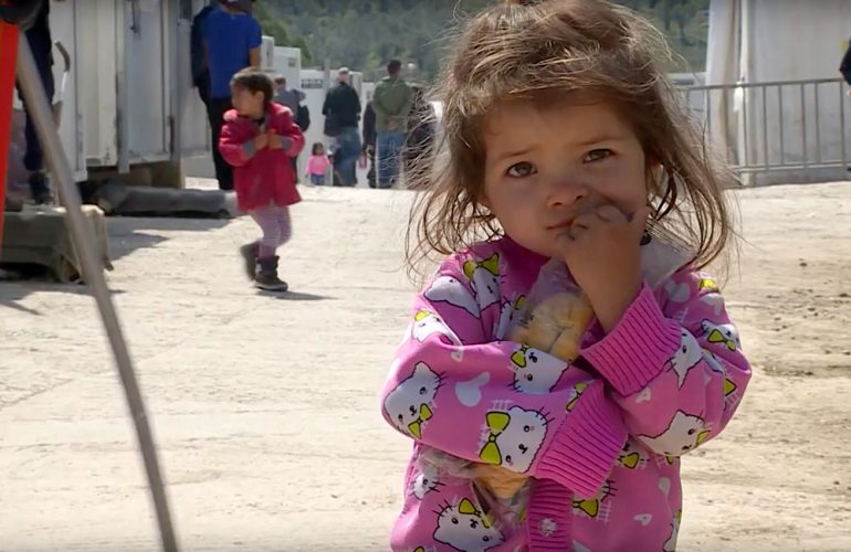 European Governments Called to Urgently Relocate Unaccompanied Children From the Greek Islands 1