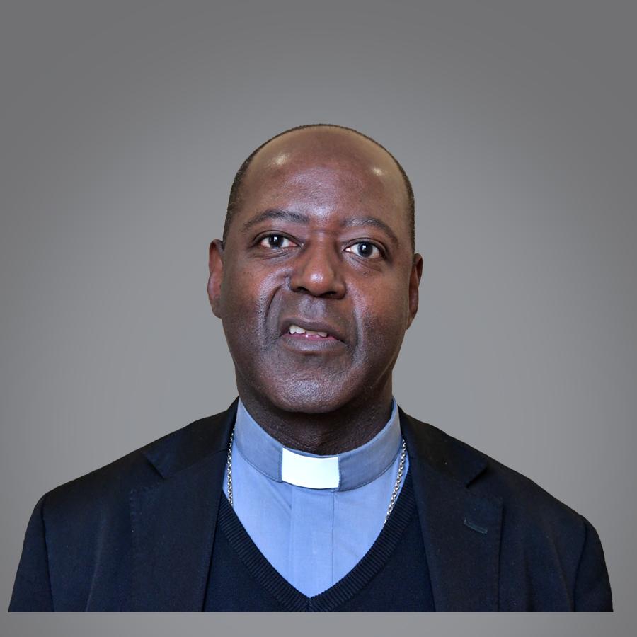 H.E. Bishop Lucio Andrice Muandula - The International Catholic Migration  Commission (ICMC)