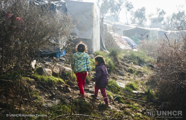 The Relocation of Unaccompanied Children from the Greek Islands Cannot Wait 1