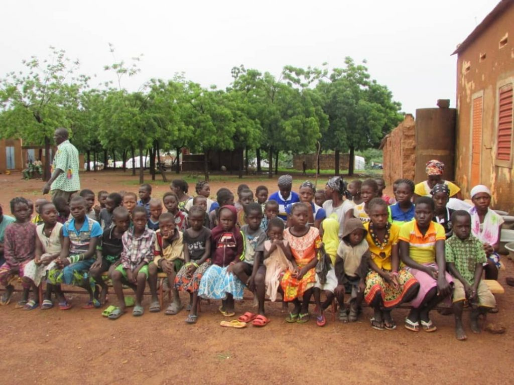 ICMC's New Joint Project Brings Education to Displaced Children in Burkina Faso 9