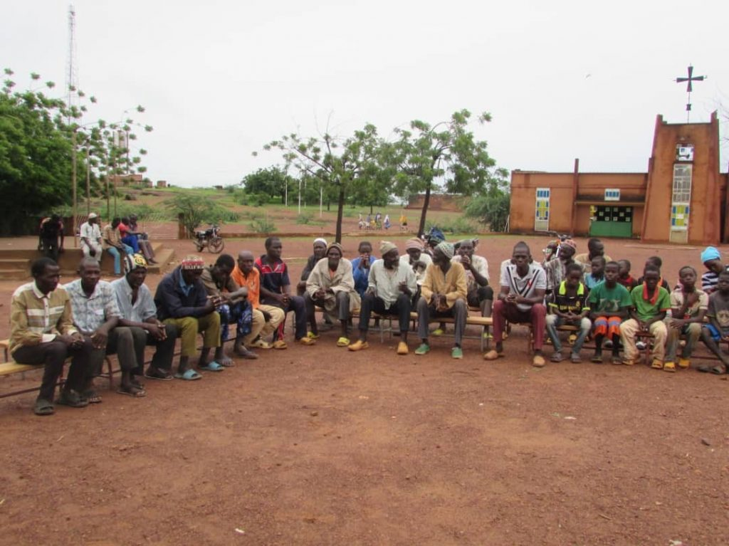 ICMC's New Joint Project Brings Education to Displaced Children in Burkina Faso 10