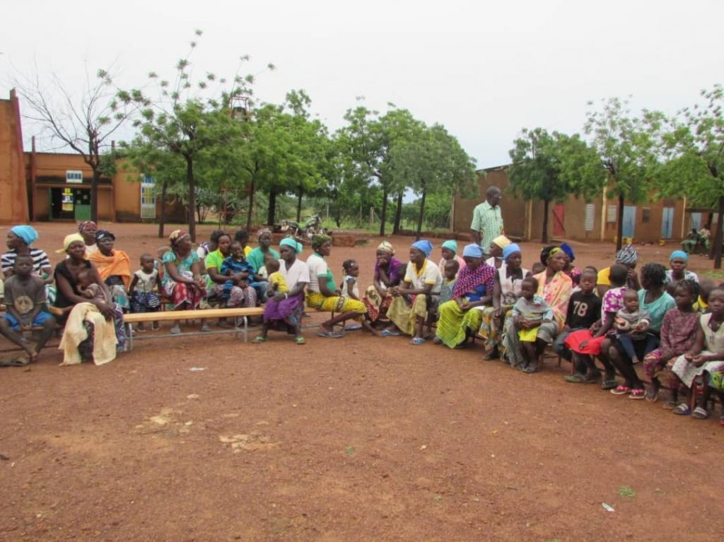 ICMC's New Joint Project Brings Education to Displaced Children in Burkina Faso 7