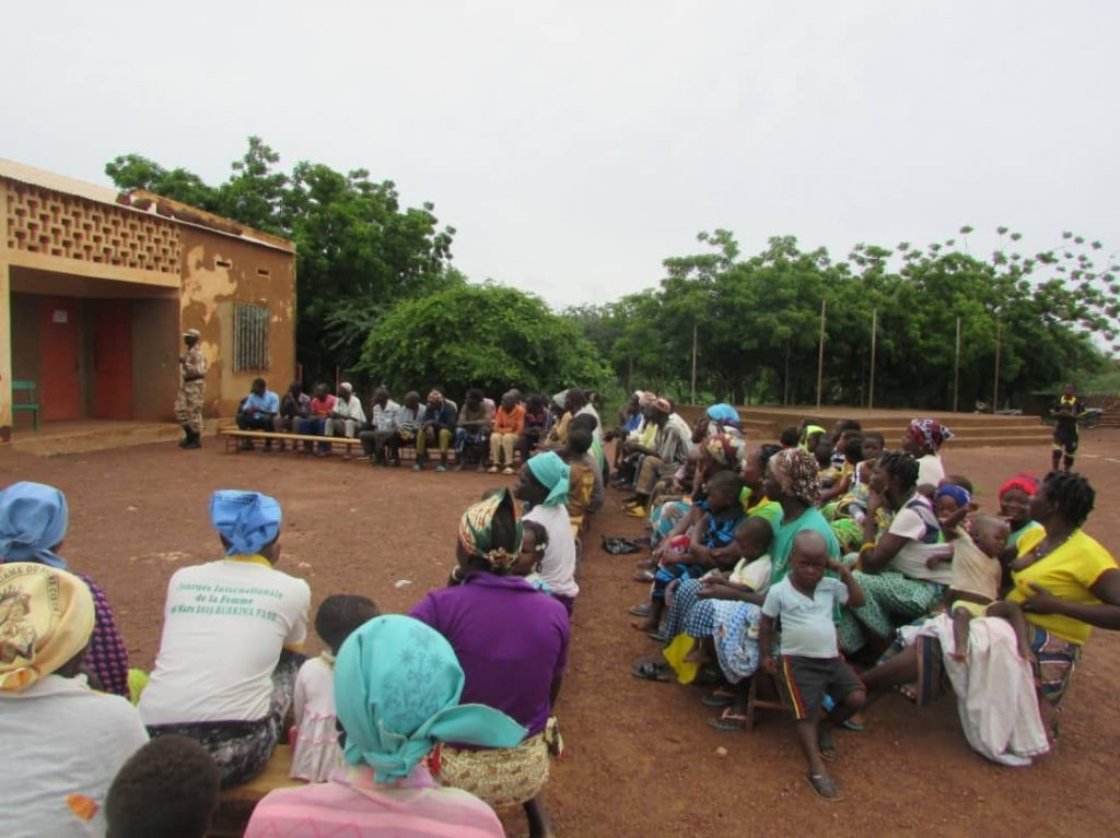 ICMC's New Joint Project Brings Education to Displaced Children in Burkina Faso 8