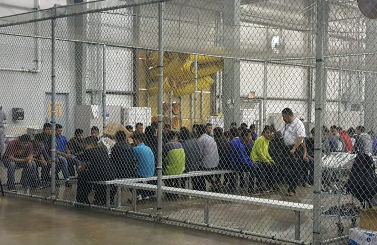 detained migrants