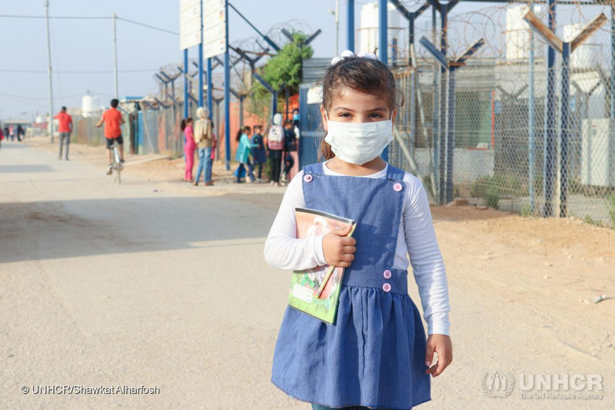 How Refugee Children Are Bearing the Brunt of the COVID Pandemic 1