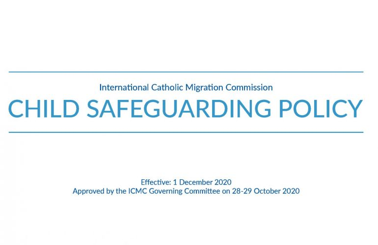 ICMC Introduces Its New Child Safeguarding Policy